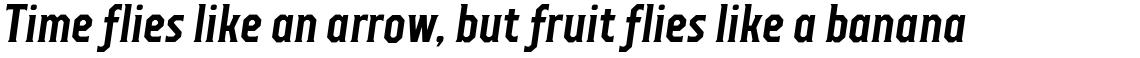 TT Octas Bold Italic